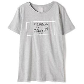 PROPORTION BODY DRESSING / プロポーションボディドレッシング  《BLANCHIC》ロゴTシャツ 小ロゴ
