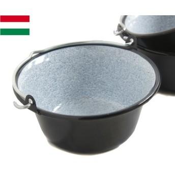 実物 新品 ハンガリー軍 ホーロー鍋 軍物 食器 ミリタリー 放出品 サープラス 雑貨 デッドストック
