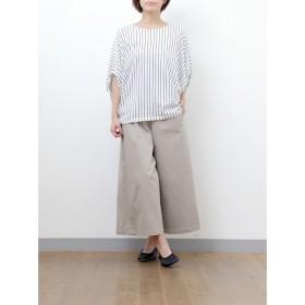 MARcourt / マーコート stripe cocoon P/O