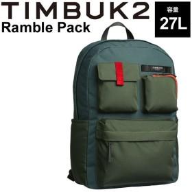 バックパック TIMBUK2 ティンバック2 ランブルパック OSサイズ 27L/リュックサック デイパックRamble Pack 正規品/173637478【取寄】