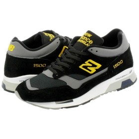 NEW BALANCE M1500BY 【Made in England】 ニューバランス M 1500 BY BLACK/YELLOW/GREY