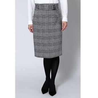 BOSCH / ボッシュ グレンチェックジャガードスカート