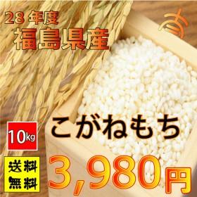 お米 10kg 太三郎米こがねもち 30年度福島県産
