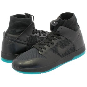 NIKE ZOOM DUNK HIGH ELITE UNIVERSITY ナイキ SB ズーム ダンク ハイ エリート BLACK/BLACK/DARK ATOMIC/TEAL