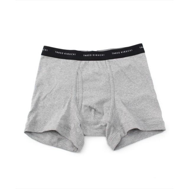 TAKEO KIKUCHI / タケオキクチ ベーシックボクサーパンツ[ メンズ パンツ ボクサー ]