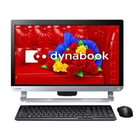 東芝 デスクトップパソコン dynabook D614 D614/54LB PD61454LBXB [プレシャスブラック] 【取寄せ NCNR】