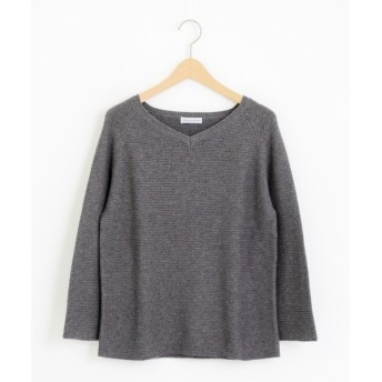 NIMES / ニーム Cashfeels Wool ガーター編P/O