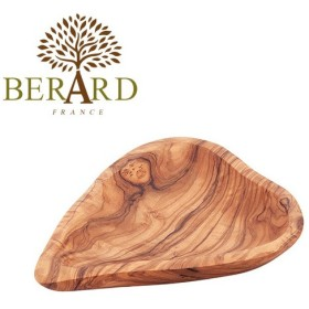 BERARD(ベラール) オリーブウッド ハートトレイ 56610BF