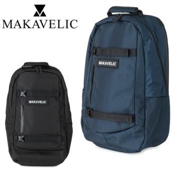 マキャベリック MAKAVELIC リュック 3107-10118 TRUCKS リュックサック デイパック バックパック メンズ ラウンドファスナー [PO10]