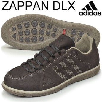メンズ アウトドア シューズ スニーカー アディダス ザッパンデラックス 靴 レザー/adidas