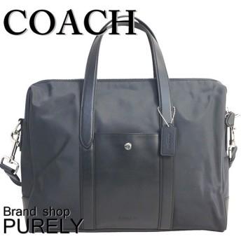COACH コーチ ビジネスバッグ A4 ナイロン F21087