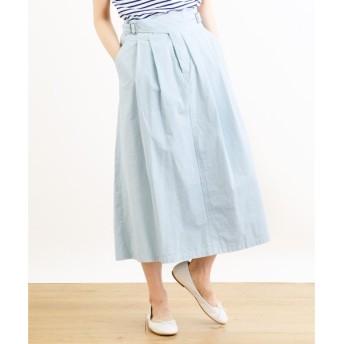 NIMES / ニーム 40/-ダンプ スカート