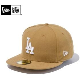 セール20%OFF!【メーカー取次】 NEW ERA ニューエラ 59FIFTY MLB ロサンゼルス・ドジャース ウィートXホワイト 11308597 キャップ ブランド