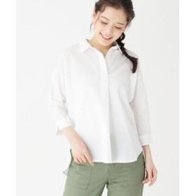 3can4on / サンカンシオン バックシャンシャツ