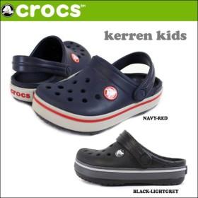 CROCS クロックス サンダル CROCKBAND KERREN KIDS