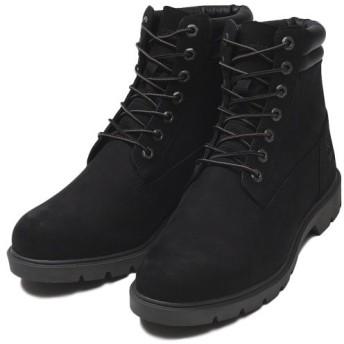 【Timberland】 ティンバーランド YOUTH 6 INCH BASIC BOOT ユース 6インチ ベーシック ブーツ A1ODY BLACK 17FA