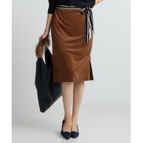 J.PRESS / ジェイプレス トリアセベロア スカート
