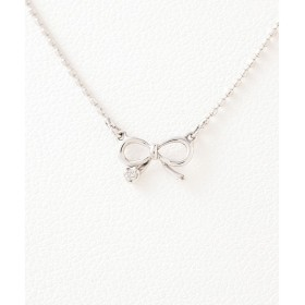 festaria bijou SOPHIA / フェスタリアビジュソフィア K10WG/ダイヤモンド ペンダント