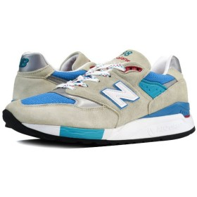 NEW BALANCE M998CSB 【MADE IN U.S.A.】 【Dワイズ】 ニューバランス M 998 CSB GREY/BLUE