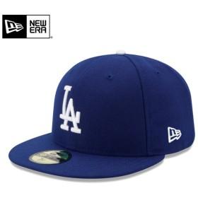 セール20%OFF!【メーカー取次】 NEW ERA ニューエラ 59FIFTY MLB On-Field ロサンゼルス・ドジャース ブルー 11449367 キャップ