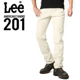 Lee リー AMERICAN STANDRD 201 ウエスターナー サテン ストレート パンツ サンドベージュ(151) メンズ ズボン ブランド