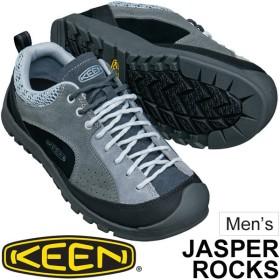 スニーカー メンズ キーン KEEN Jasper Rocks ジャスパーロックス アウトドアシューズ カジュアル 男性用 タウンユース 天然皮革 1017182 正規品 /JasperRocks