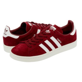 adidas CAMPUS 【adidas Originals】 アディダス キャンパス BURGUNDY/RUNNING WHITE/CHARK WHITE