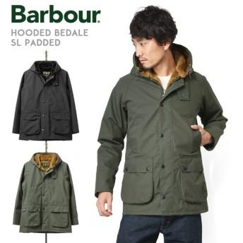 Barbour バブアー MCA0439 HOODED BEDALE SL PADDED(フーデッドビデイル SL パデッド)フーデッドジャケット スリムフィット アウター ノンオイル【Sx】