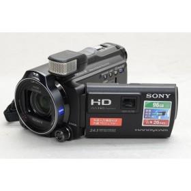 [中古] SONY デジタルHDビデオカメラレコーダー AVCHDデジタルハイビジョン ハンディカム HDR-PJ790V ブラック