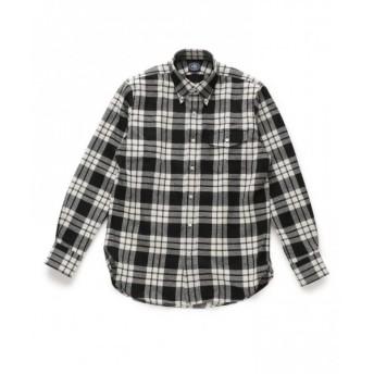 J.PRESS / ジェイプレス 【ORIGINALS】タータンチェック B.Dシャツ