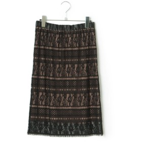 BEAUTY&YOUTH UNITED ARROWS / ビューティ&ユース ユナイテッドアローズ BYSF レースタイトスカート