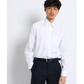TAKEO KIKUCHI / タケオキクチ 変形ロイヤルオックスシャツ[メンズ シャツ ビジネス 結婚式]