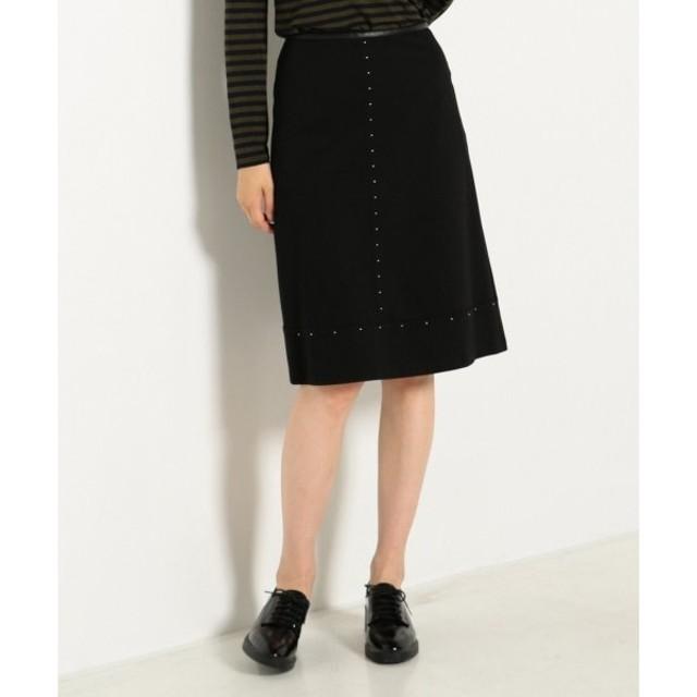 L size ONWARD(大きいサイズ) / エルサイズオンワード 【セットアップ対応・洗える!】テクニックトータル スカート