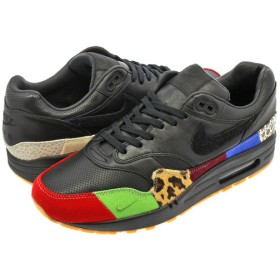 NIKE AIR MAX 1 MASTER 【30TH ANNIVERSARY】 ナイキ エア マックス 1 マスター BLACK/BLACK/UNIVERSITY RED/INTL BLUE メンズ スニーカー 910772-001