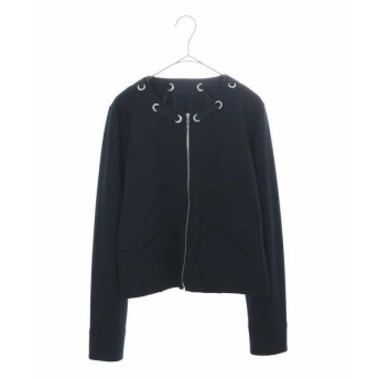 HIROKO BIS ヒロコビス 洗える ハトメジャージージャケット