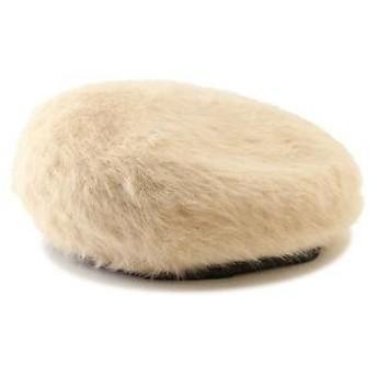 ROSE BUD / ローズ バッド シャギーベレー帽