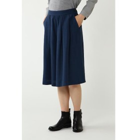 HUMAN WOMAN グログランドットキュロットスカート