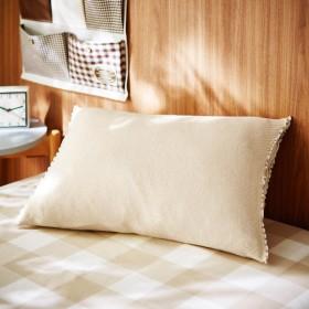 布団カバー シーツ 枕カバー ピローケース オーガニックコットンを使用した二重ガーゼニットの枕カバー カラー ひまわり