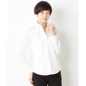SHIPS for women / シップスウィメン ストレッチ ドレスシャツ