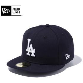 セール20%OFF!【メーカー取次】 NEW ERA ニューエラ 59FIFTY MLB ロサンゼルス・ドジャース ネイビーXホワイト 11308612 キャップ ブランド