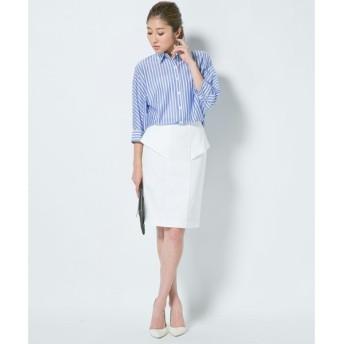 ICB / アイシービー 【洗える!】Solid Stretch Twill スカート