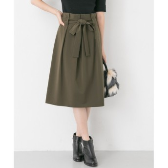 URBAN RESEARCH / アーバンリサーチ タックコクーンスカート