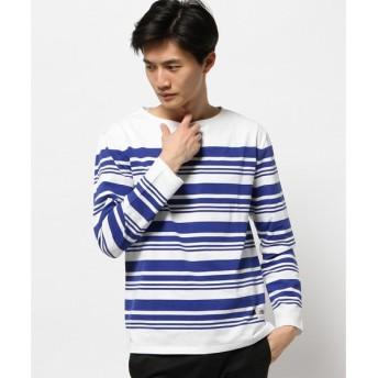 J.PRESS / ジェイプレス バスクボーダーTシャツ