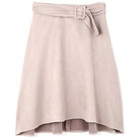 PROPORTION BODY DRESSING / プロポーションボディドレッシング  シルキースエードスカート