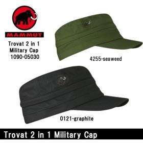 MAMMUT マムート Trovat 2 in 1 Military Cap 1090-05030