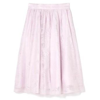 PROPORTION BODY DRESSING / プロポーションボディドレッシング 《BLANCHIC》リーフオパールスカート