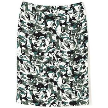 BOSCH / ボッシュ 《B ability》ストレッチサテンプリントスカート