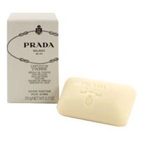 87c45f26f25f プラダ PRADA インフュージョン オム バスソープ 20g INFUSION D'HOMME PERFUMED BATH SOAP FOR