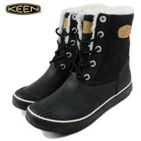 SALE キーン KEEN Elsa Boot WP エルサ ブーツ ウォータープルーフ ブラック 1013971 レディース