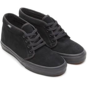 バンズ VANS スニーカー チャッカ ブーツ(BLACK/BLACK)ユニセックス